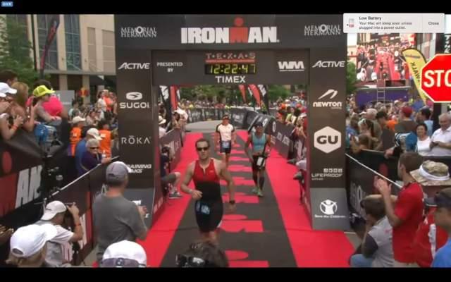 Brooks Ironman