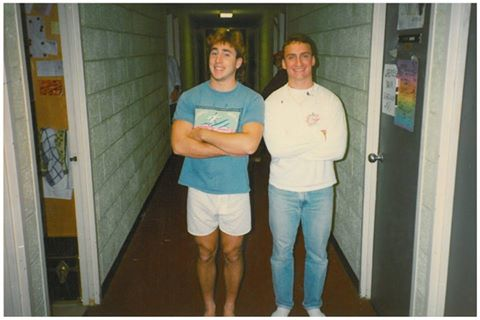 Rick and Mike - College