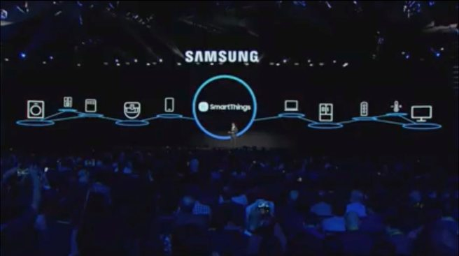 SmartThings Samsung CES 2018